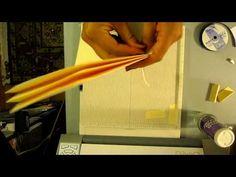 Manila File Folder Mini Album Tutorial 2 of 3
