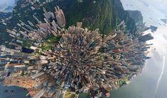 Hong Kong Aerial