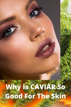 Why Is Caviar So Good For The Skin | I'M FABULOUS COSMETICS I'm Fabulous, Aging Process, Spa Treatments, Anti Aging Skin Care, Smooth Skin, Amino Acids, Organic Skin Care, Active Ingredient, Caviar