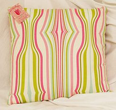 Our 'candy' cushion cover  www.pinktulipdesigns.com.au
