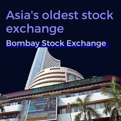 "Investment & Finance on Instagram: ""✅Asia's oldest stock exchange✅⁠ 👉 Follow @index.daily to stay at the top of your investing game. ⁠ ⁠ ⁠ Established in 1875, Bombay Stock…"""