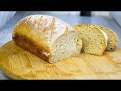 Domowy chleb jest lepszy niż z piekarni, robię go cały czas - YouTube Serbian Recipes, Bread, Homemade, Cooking, Food, Bakery Business, Homemade Breads, Food And Drinks, Kitchen