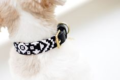 DIY No Sew Dog Collar Sleeves | Pretty Fluffy | @prettyfluffy
