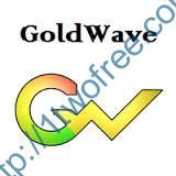 شعار برنامج تحرير وتسجيل الصوت جولد ويف GoldWave 2015  http://1twofree.com/goldwave-2015/