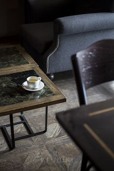 ● Palmier bistro ● Warsaw ● #kronikiwnętrz #kroniki ● #interiordesign #exotic #interior #design #palms #plamtree #restaurant #coffee #cafe ●