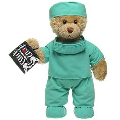 Doctor Build a Bear