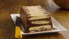 Chocolate Mousse Icebox Dessert
