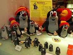 Krtek-Familie Mole, Collections, Cartoon, Random, Kids, Young Children, Mole Sauce, Boys