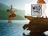 Copies of Wild Swimming book from Wild Things Publishing.