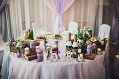 False Mirror Decor, Свадебное оформление и флористика, Украшение зала на свадьбу
