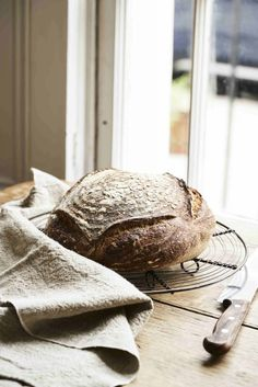 Enjoy the aroma of freshly baked bread wafting through your home. Try our easy recipes, from sourdough to soda bread, best enjoyed fresh from the oven Best Sourdough Starter Recipe, Best Bread Recipe, Sourdough Recipes, Bread Recipes, Sandwich Recipes, Pork Recipes, Recipies, Healthy Recipes, Rye Bread