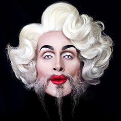 Makeup artist Mathu Andersen