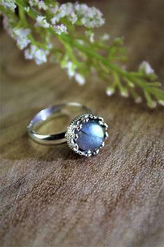 Sima-polodrahokamy / labradorit prsteň strieborný (ródiované striebro!) SUPERAKCIA! Silver Rings, Jewelry, Jewlery, Jewerly, Schmuck, Jewels, Jewelery, Fine Jewelry, Jewel