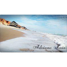 Praia, um ótimo lugar para relaxar e descansar!