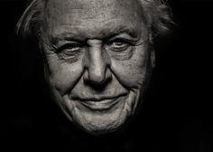 David Attenborough, Catherine Deneuve, Black And White Portraits, Lee Jeffries, Portrait Photo, False Eyelashes, Tattoo Inspiration, Peeps, Beauty