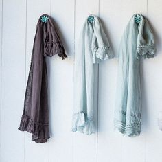 Bella Notte Linens Linen Whisper Guest Towel Set Ships Free two of my fav colors shown