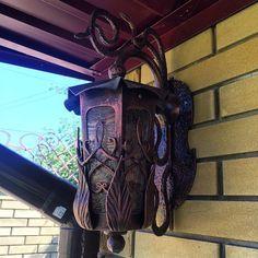 Serega Plus | metal ART LAMP