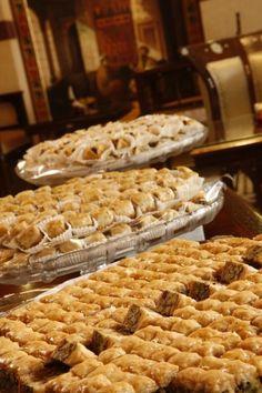 الحلويات السورية الشهية Syrian Sweets Toronto Canada