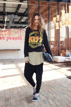 Models Off Duty: Anastasia Khodkina