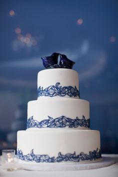 ...  hope you will get the information from the post White And Blue Wedding Cakes. Description from onweddingideas.com. I searched for this on bing.com/images