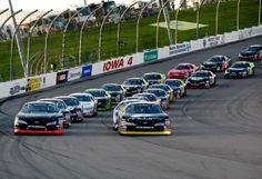 NASCAR Race Mom:#NASCAR K&N Pro Series East & West Iowa Speedway Race Facts