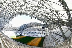 Marseille, stade velodrome