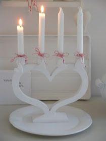 Swedish candles (image only)