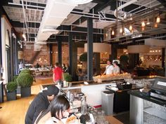 cool restaurant, celeb spotting, Searsucker - San Diego