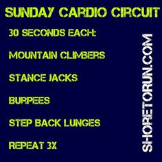 Cardio Circuit Workout. fitness. sweatpink.