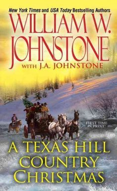 Luke Jensen is in San Antonio tracking down a dangerous outlaw. But when he finds the man living a kinder life, Luke agrees to wait until after Christmas to bring him to justice. Smoke and Sally Jensen leave Fort Worth by stagecoach, only to be stranded by unrelenting rains-and stalked by a crazed Commanche. In Austin, Ace Jensen falls head over heels in love with a girl he wants to marry, but she's engaged to one of the outlaw gang that's gunning for Luke's bounty...