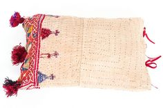 The Hobo Society / Vintage Rabari cushion
