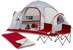 Ozark Trail 33-Piece Camping Set, I need this