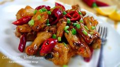 Food Planet: Caramelized Chicken Wings