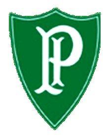1914  - Palestra Itália - Elaborado nos primeiros tempos era o símbolo institucional do clube, utilizado em impressos, carteira social e ...
