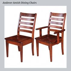 # amish furniture living room Looking for Classic chairs? Take a look at these - Andover Amish Dining Chairs ⭐ Home Furniture Online, Amish Furniture, Classic Furniture, Fine Furniture, Dining Room Furniture, Ladder Back Dining Chairs, Rustic Dining Chairs, Farmhouse Table Chairs, Side Chairs