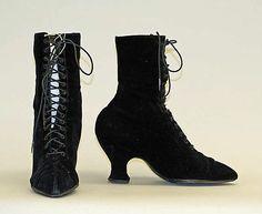Boots  Date: 1906   Culture: American