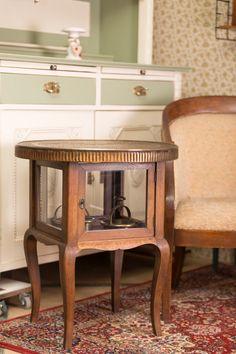 antikmobel vintagemobel jugendstil bartisch naturholz antike mobel