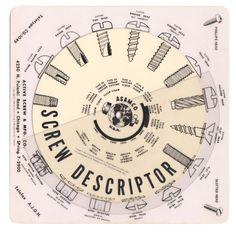 Screw Descriptor