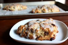 chocolate bacon scones....this website is filled with some great recipes. Completely Delicious.com
