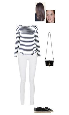 """Untitled #4496"" by gracebeckett ❤ liked on Polyvore featuring Frame Denim, A.L.C., Givenchy, women's clothing, women, female, woman, misses and juniors"
