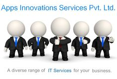 #AppsInnovations is a fully fledged IT company in India that provides off shore services like #MobileApplicationsDevelopment, #SEO, #SMO, Internet Marketing, #WebsiteDesign and Development, Content Writing and some other related services at best prices. Our team of highly skilled professionals is expert in developing best quality and interactive mobile applications for diverse industry segments and always ready to take challenging tasks. Visit us here http://goo.gl/XD7guF