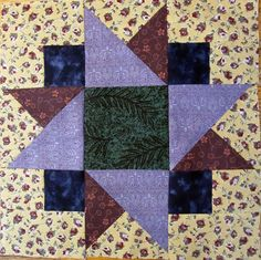 Tell It To The Stars quilt along