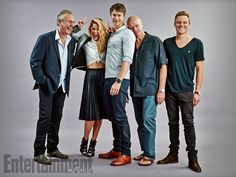 Anthony Stewart Head, Roxanne McKee, Tom Wisdom, Alan Dale, Chris Egan, Dominion. See more stunning star portraits from our photo studio at San Diego Comic-Con 2014 here: http://www.ew.com/ew/gallery/0,,20399642_20837150,00.html