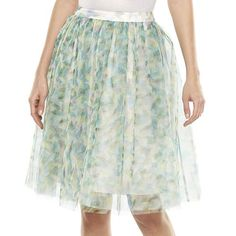 Disney's Cinderella a Collection by LC Lauren Conrad Tulle Skirt at Kohl's