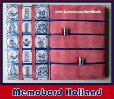 Memobord Holland