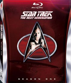 Star Trek: The Next Generation's First Season Coming To Blu-ray This July