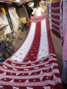 Kotpad weaving