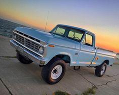 Chevy Trucks, 79 Ford Truck, Jacked Up Trucks, Ford 4x4, Cool Trucks, Big Trucks, Small Trucks, Classic Pickup Trucks, Old Pickup Trucks