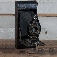 Kodak 2-A Folding Camera, $138, now featured on Fab.