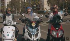 Girls Go Wheels: Empowering Egyptian women through bikes - Motofire #fireitup @wearemotofire